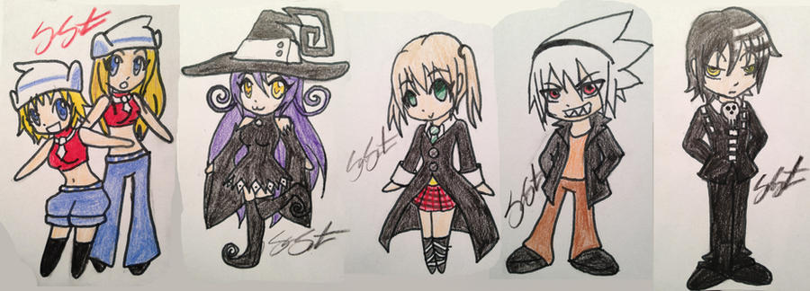 Chibi Anime Characters Soul Eater | www.imgkid.com - The ...