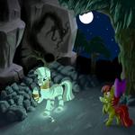 Glowing Zecora