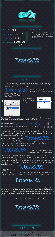 Tutorial Tipografia 3D Tutorial_Text_3D_simples___GFX_by_maarck