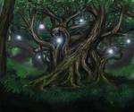 The Lamp Tree