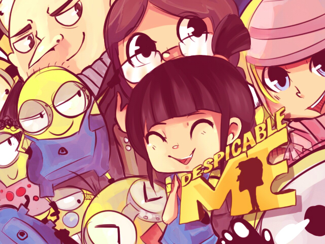 Despicable Me by Yottei