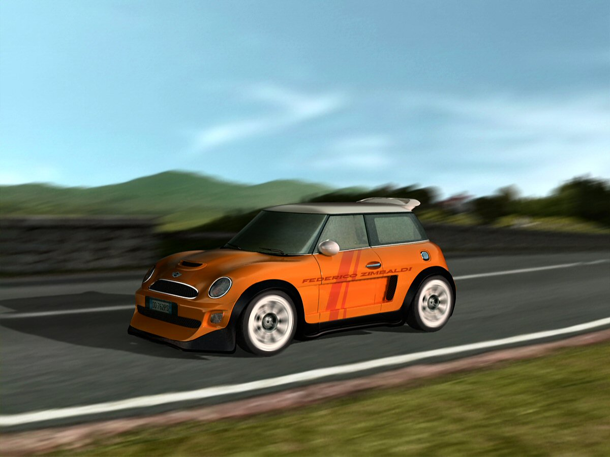 mini cooper s tuning by theuncle on deviantart. Black Bedroom Furniture Sets. Home Design Ideas
