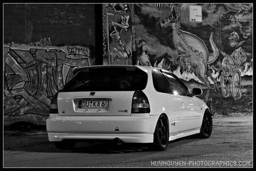 Spoon EK9 Civic Type R d