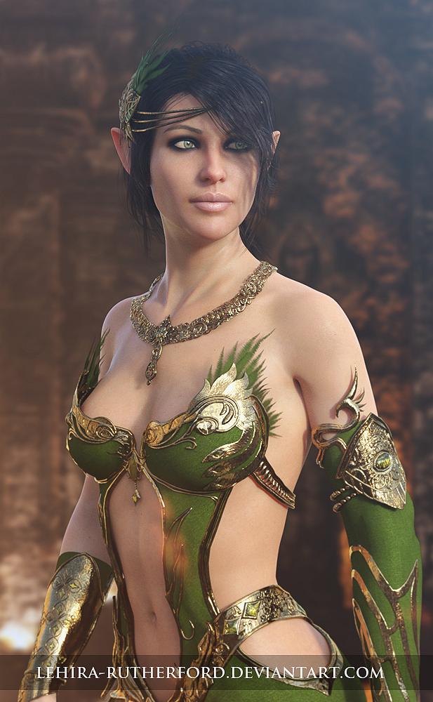 3D Elf