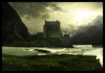 celtic by RainStartsFalling