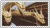 king ghidorah 1991 stamp by Squiidi