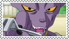 Lord Beerus Stamp by Squiidi