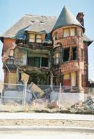 Detroit manor by masterwarrior