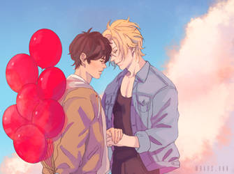 Banana Fish: Valentine's Day
