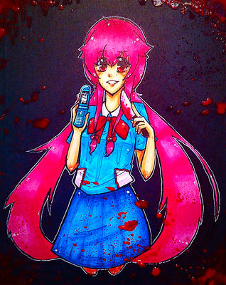 Yuno by rosetintedjasmine