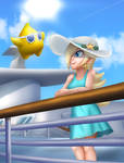 Rosalina - Having a Vacation