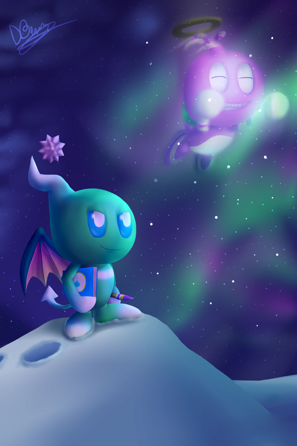 Chao World - Imagine a new Chao