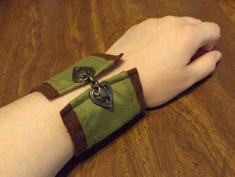 Wrist Cuffs 1 by AcrotomicStudios