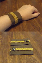 Wrist Cuffs 3 by AcrotomicStudios