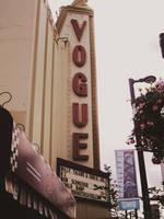 The Vogue Theater by LivingDeadGiirl