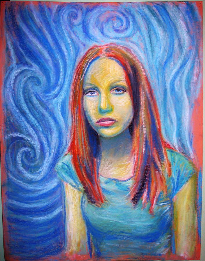 impressionist portrait by adagia on deviantart