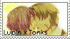 Lupin x Tonks - Stamp by WhisperedAgony
