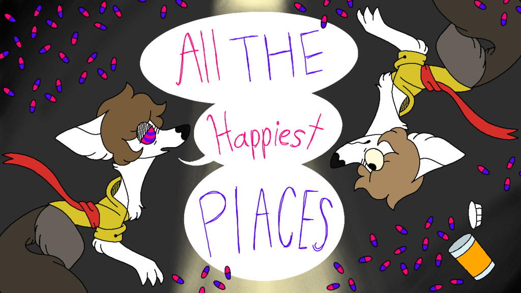 All the happiest places 0
