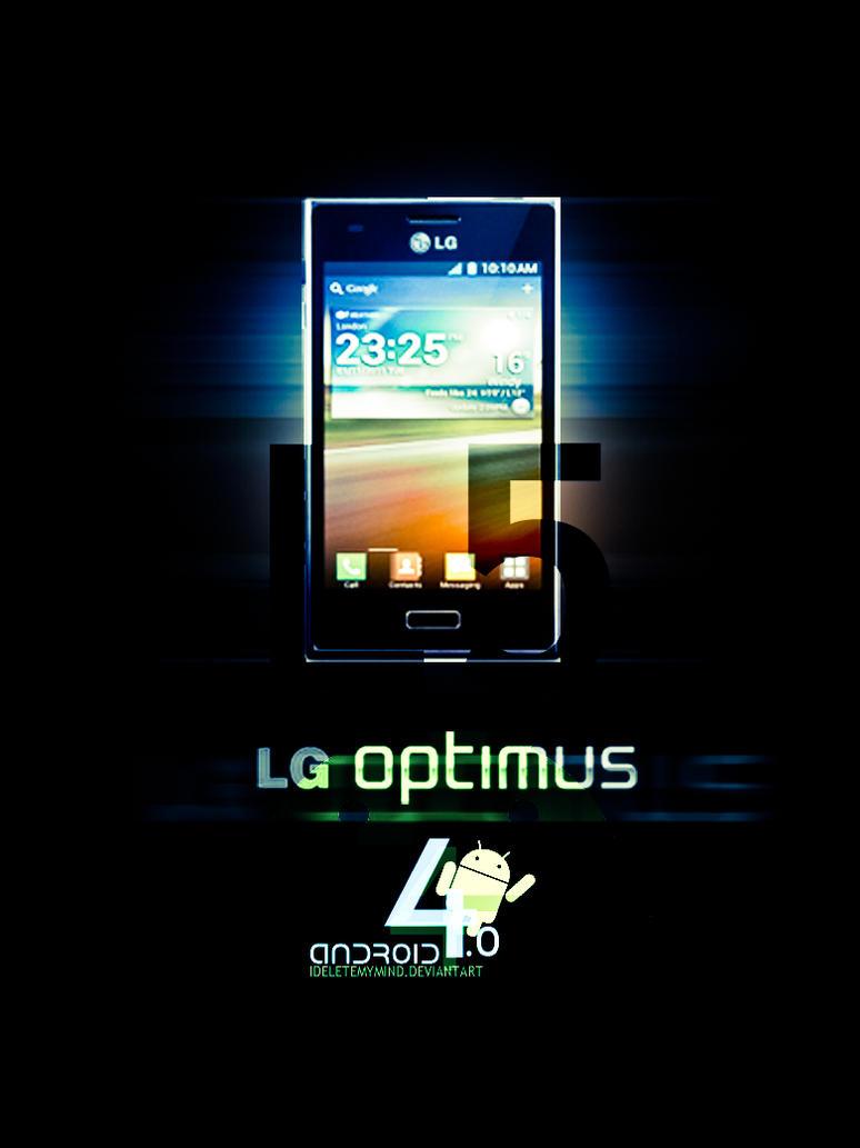 Poster design microsoft - Lg Optimus L5 Poster Design By Ideletemymind On Deviantart Photoshop Logo Designs