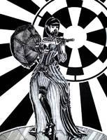 Goth Lolita Vader