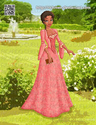 Tiana - The Princess and the Frog by Richmen