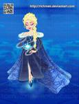 Elsa Olaf's Frozen Adventure by Richmen