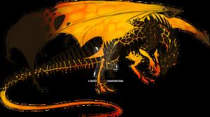 Lava Dragon Auction: CLOSED