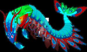 Seamonster Adopt: Mantis Shrimp [SOLD]
