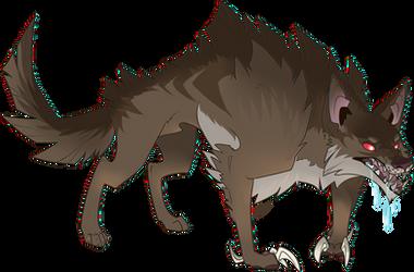 Redesigned: Wolfos by GlitchedBat