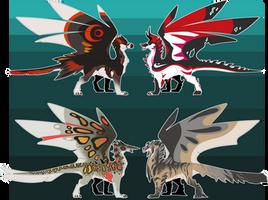 $20 PAYPAL Dragon Adopts: SOLD
