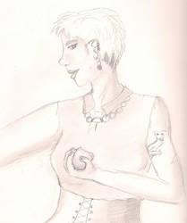 Captain Elizabeth Tagginlass by Natural20