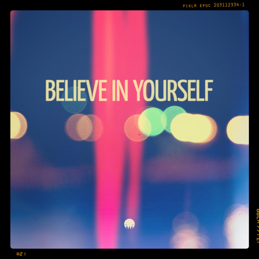 believe in yourself The believe in yourself project is an american 501c3 non-profit charity organization dedicated to providing brand-new, unworn designer dresses for girls to wear at school functions.