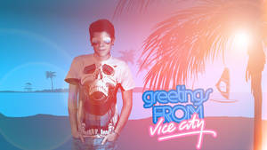 greetings from vice city by oneNK