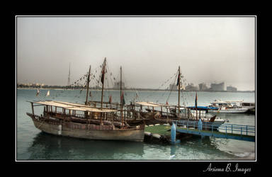 Boats -2 by Arsiema
