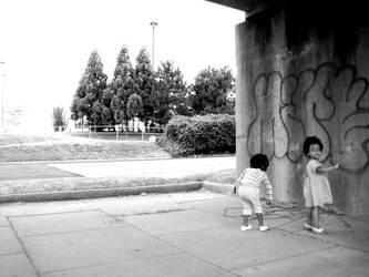 graffiti Artists by Arsiema