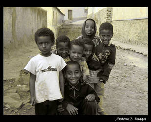 Kids from my hood by Arsiema