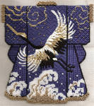Kimono Crane