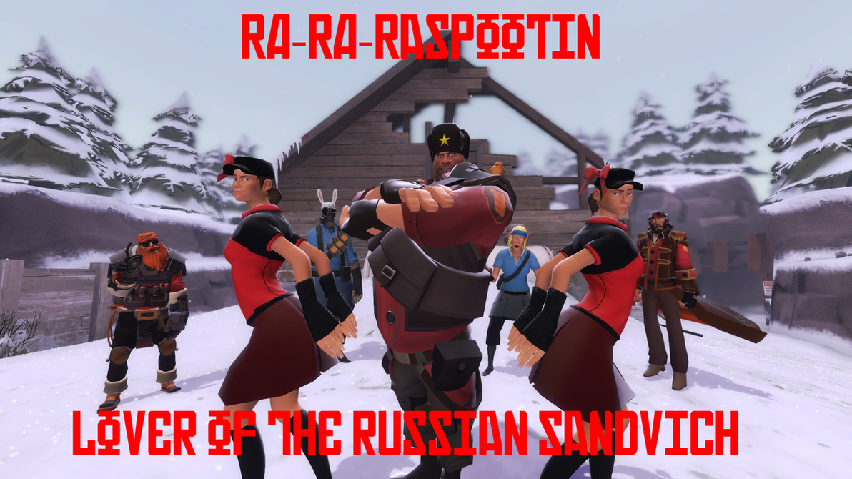 Raspootin by MullinstheGreat
