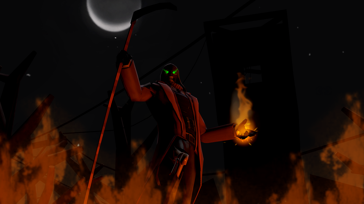 The Dark Lord of the Harvest by MullinstheGreat