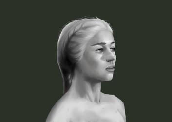 Games of Thrones fan-art WIP 2 by TheArcngel