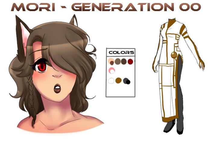 Mori Reference + Bio by LadyOgien