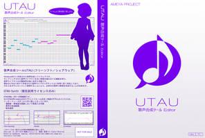 UTAU Editor Boxart by LadyOgien