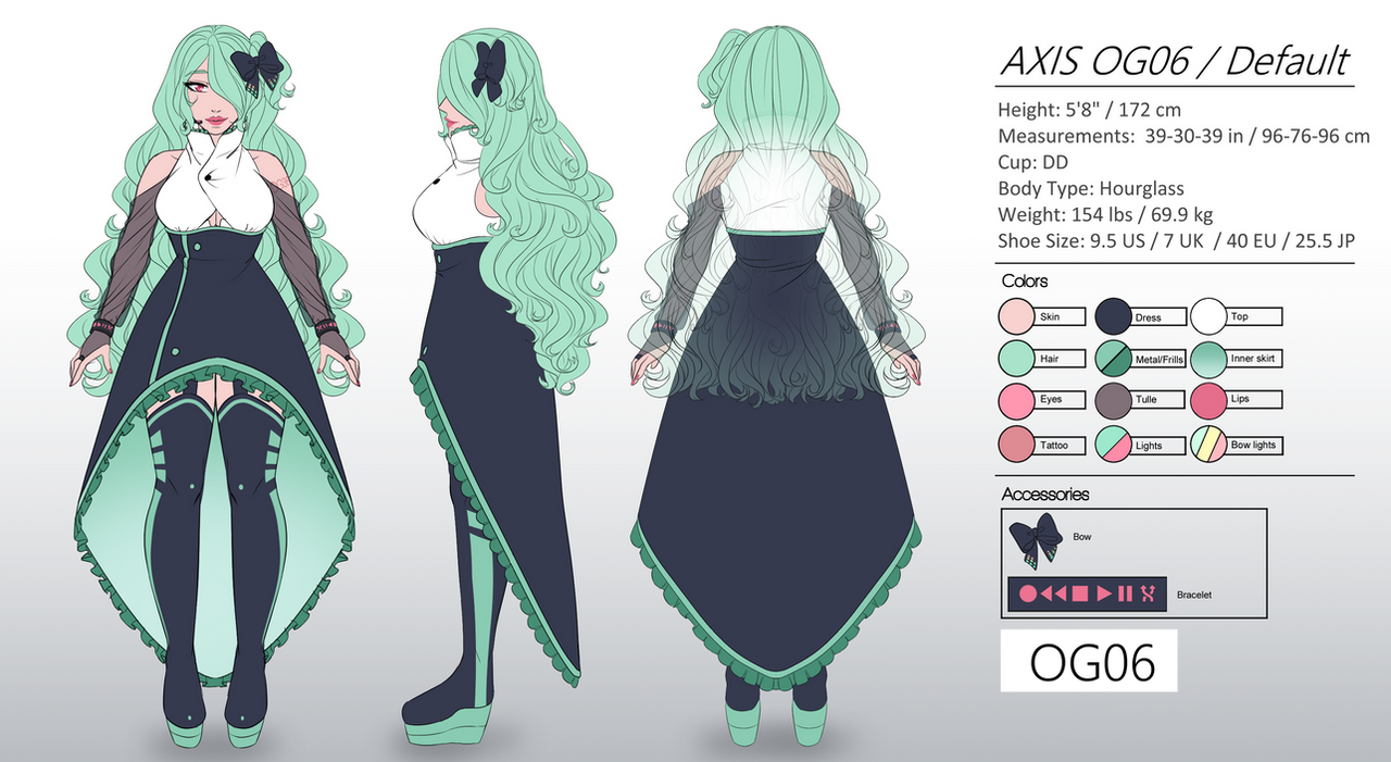 AXIS OG06 Reference - Default by LadyOgien