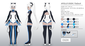 APOLLO OG0X Reference - Default by LadyOgien