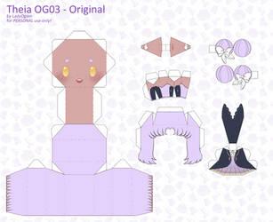 Theia OG03 Papercraft