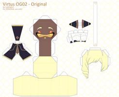 Virtus OG02 Papercraft