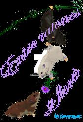 Entre ratones y flores watermark