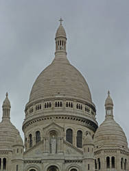 Montmartre towers