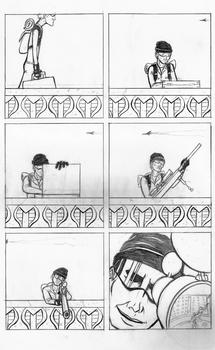 G.I. Joe page 1