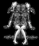 Zodiac: Gemini by Transypoo